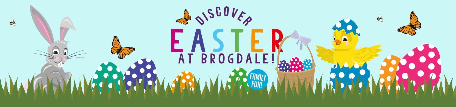 Easter Egg Trail at Brogdale