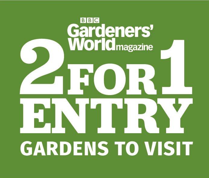 Gardeners World 2for1 Entry
