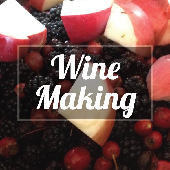 hedgerow wine making
