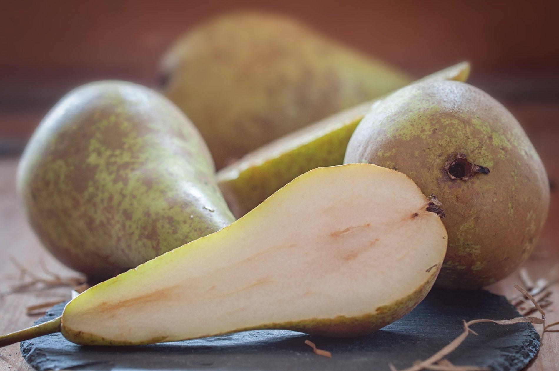 Brogdale pears