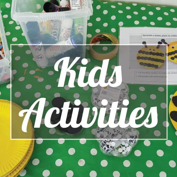 Brogdale Collections Kids Activities